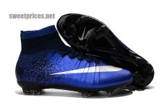 Nike Mercurial Superfly CR7 FG BLUE+ Bag
