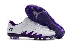 Hypervenom Phantom II FG W/Purple+ FREE BAG