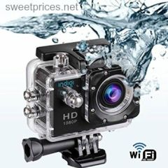 action sport cameras with wifi 1080p Full HD 12mp