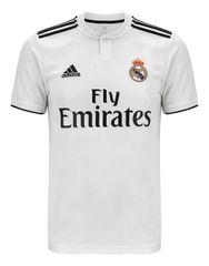 Real Madrid Home Jersey Season 18-19