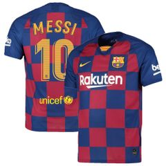 Messi Barcelona Jersey ( home ) 19-20
