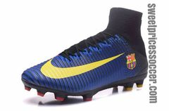 Barcelona Mercurial Superfly V FG +free bag always