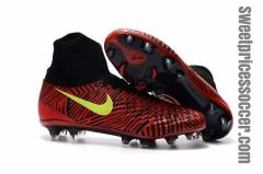 Black Magista obra II FG red/black +free bag always