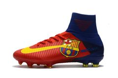 NIke Mercurial Superfly V FG barcelona +FREE BAG