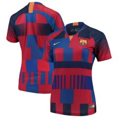 Women's Barcelona 20th Anniversary Jersey Custom