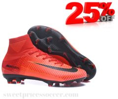Mercurial Superfly V FG +free bag