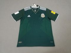 Mexico home 2018 World Cup+ choice Custom+ add full kit