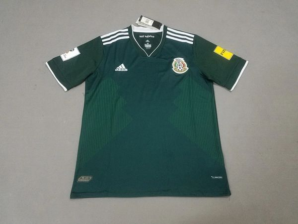 Mexico home 2018 World Cup+ choice Custom+ add full kit e33df3ac3