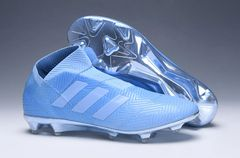 Nemeziz 18+ FG LIGHTBlue/+ FREE BAG