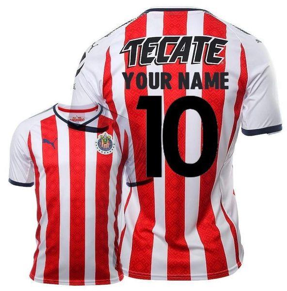 f2f28f385a8 Chivas Guadalajara jersey