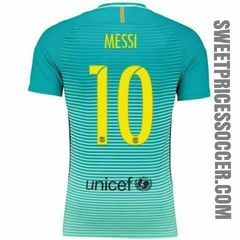 BARCELONA JERSEY SEASON 2016-2017 CHOOSE YOURS green