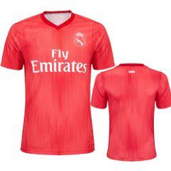 Custom Real Madrid Jersey ( third ) Season 18-19