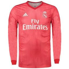 real madrid Jersey ( third ) Long sleeve Season 18-19