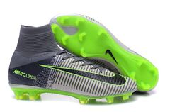 NIke Mercurial Superfly V FG green+FREE BAG