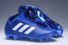 Nemeziz 18+ FG Blue/+ FREE BAG