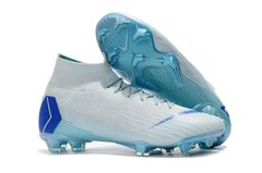 Mercurial Superfly VI 360 Elite FG Blue/M+ free bag