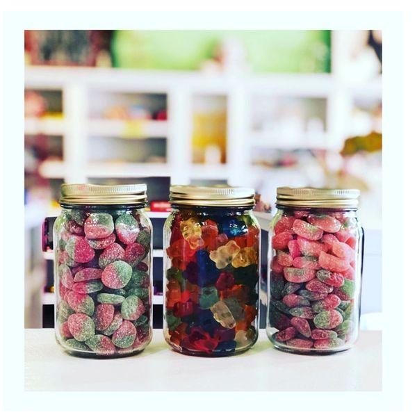 12 Flavors Gummy Bears