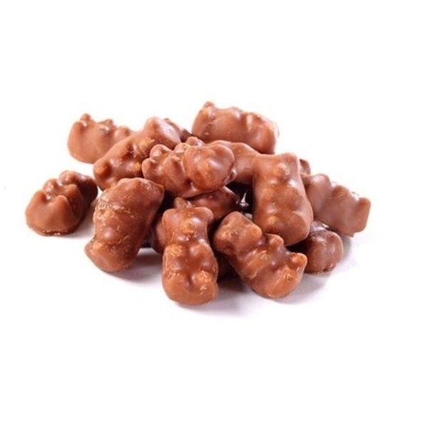 Milk Chocolate Covered Gummy Bears