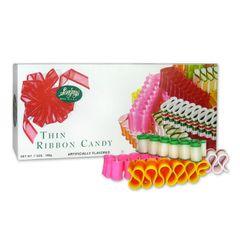 Thin Ribbon Candy