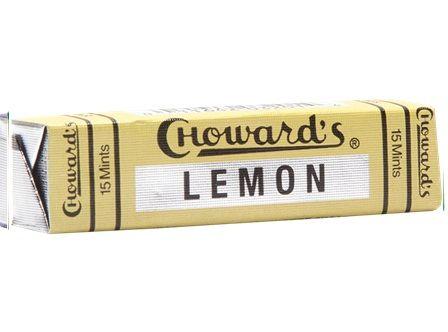 Choward's Lemon Mints - 2ct