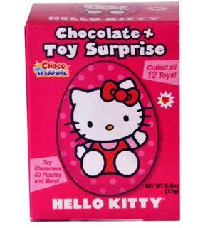 Hello Kitty Surprise Egg