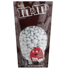 M&M White 10 oz