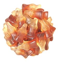 Fizzy Cola Gummies