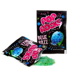 Pop Rocks Blue Razz