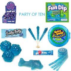 Blue Party of Ten