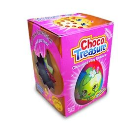 Shopkins Choco Suprise Egg