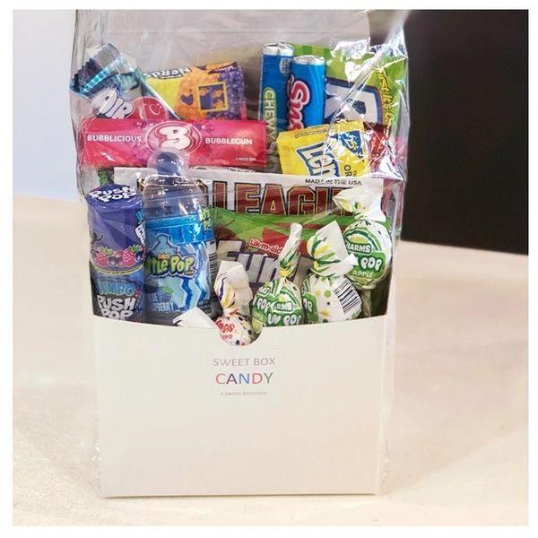 Sweet Box Candy - Decade Box 1990s