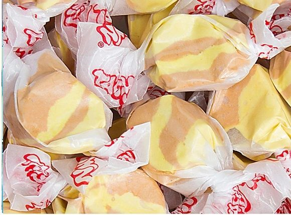 Chicken & Waffles Salt Water Taffy
