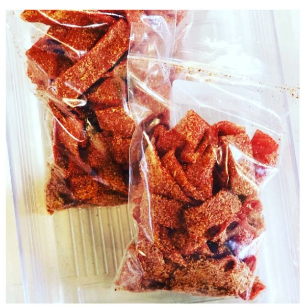 Chili Sour Belts/Straws
