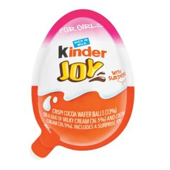 Kinder Joy Egg for Girls