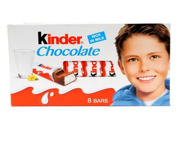 Kinder Chocolate Bar