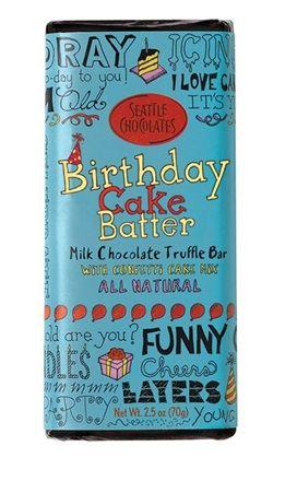 Birthday Cake Batter Truffle Bar