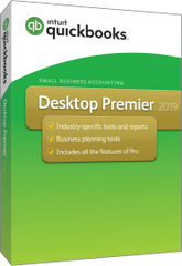 QuickBooks Premier 2019 - 4 user