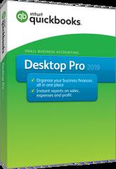 QuickBooks Pro 2019 - 2 user