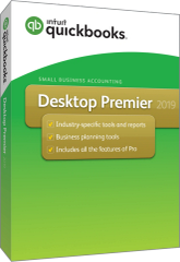 QuickBooks Premier 2019 - 2 user