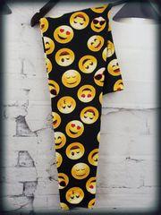 Leggings - Emojis - XC1