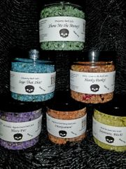 Bath Salt Blends