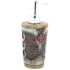 Triple Horseshoe Soap/Lotion Pump