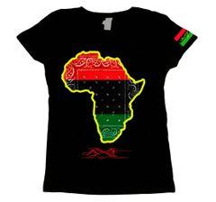 Queen's Afrika RBG