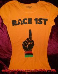 Queen's Race 1st