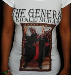 Queen's The General Dr Khalid Abdul Muhammad