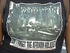 Queen's Dont Forget The Afrikan Holocoust