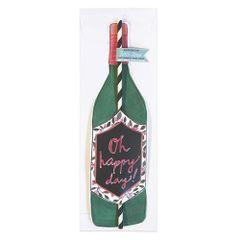 Oh Happy Day- Bottle Straw