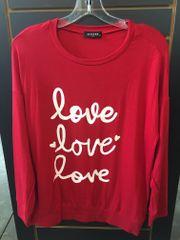 Love, Love, Love Top