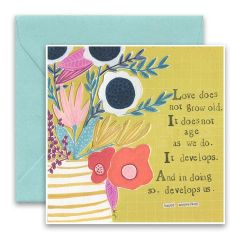 """Develops Us"" Greeting Card"