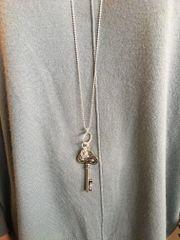 By Katie K. Key Necklace